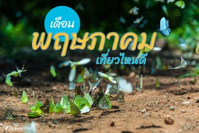 พฤษภา เที่ยวหรรษาทั่วไทย